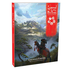Legend of the Five Rings RPG - Emerald Empire