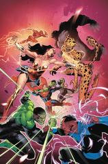 Justice League #25 Year Ot Villian (Note Price) (STL120622)