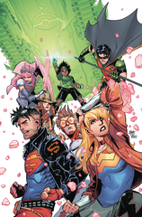 Young Justice #6 (STL120658)