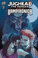 Jughead Hunger Vs Vampironica #3 Cvr A Pat & Tim Kennedy (Mr) (STL120171)