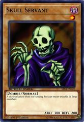 Skull Servant - SBLS-EN025 - Common - 1st Edition on Channel Fireball