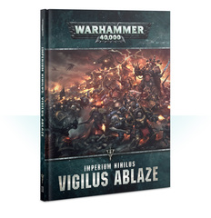 Imperium Nihilus: Vigilus Ablaze Hb Eng