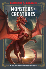 D&D A Young Adventurer's Guide - Monsters & Creatures
