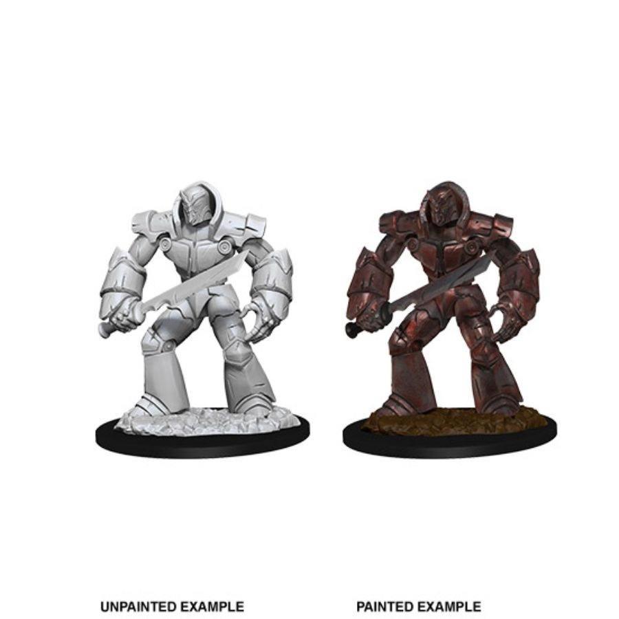 Nolzurs Marvelous Miniatures - Iron Golem