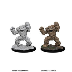D&D Unpainted Minis - Earth Elemental
