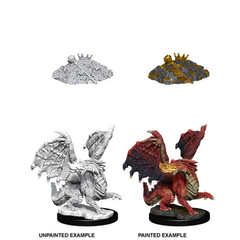 Nolzur's Marvelous Miniatures - Red Dragon Wyrmling