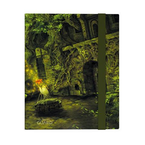 Ultimate Guard - 18-Pocket Flexxfolio Xenoskin - Lands Editions II Forest