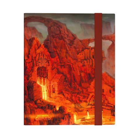 Ultimate Guard - 18-Pocket Flexxfolio Xenoskin - Lands Editions II Mountain