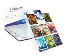 Ultimate Guard - 9-Pocket Pages - 100ct - (UGD010895)