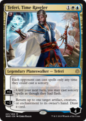 Teferi, Time Raveler