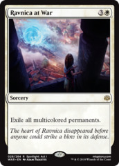Ravnica at War - Foil