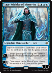 Jace, Wielder of Mysteries - Foil