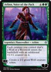 Arlinn, Voice of the Pack - Foil