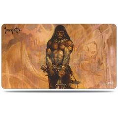Ultra Pro Barbarian Playmat by Frank Frazetta