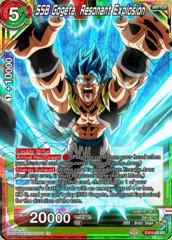 SSB Gogeta, Resonant Explosion - EX04-03 - EX - Foil