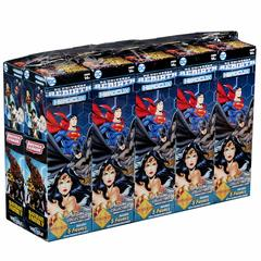 DC Heroclix: Rebirth Booster Brick of 10 Packs