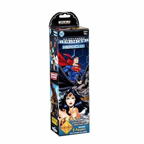 DC Rebirth Single Booster