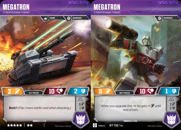 Megatron - Cybertronian Tyrant
