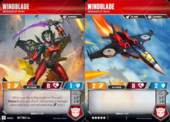 Windblade // Defender of Truth (Wave 2S // Bumblebee vs Megatron)