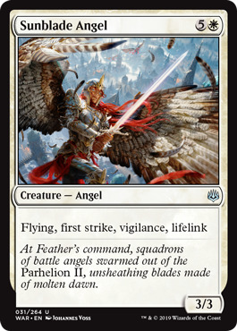 Sunblade Angel