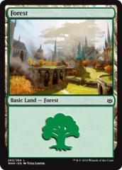 Forest (263) - Foil