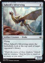 Saheelis Silverwing - Foil