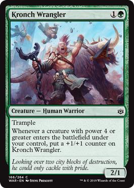 Kronch Wrangler - Foil