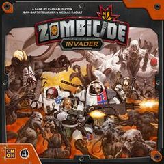 Zombicide Invader Core Game