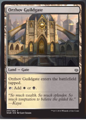 Orzhov Guildgate - Planeswalker Deck Exclusive