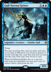 God-Eternal Kefnet - Foil (WAR)