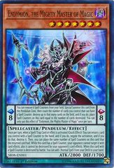 Endymion, the Mighty Master of Magic - SR08-EN001 - Ultra Rare - 1st Edition