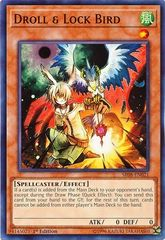 Droll & Lock Bird - SR08-EN021 - Common - 1st Edition