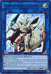 Day-Breaker the Shining Magical Warrior - SR08-EN040 - Ultra Rare - 1st Edition on Channel Fireball