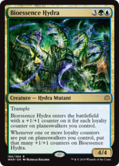 Bioessence Hydra - Foil on Channel Fireball