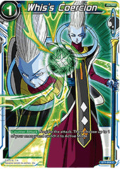 Whis's Coercion - BT1-055 - C - Special Anniversary Set