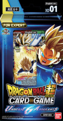 Dragon Ball Super - Series 7 Starter - Universe 6 Assailants - Expert Deck