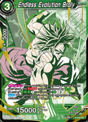Endless Evolution Broly - P-033 - PR - Special Anniversary Box