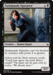 Duskmantle Operative - Foil