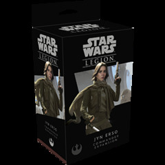 Star Wars: Legion - Jyn Erso Commander Expansion