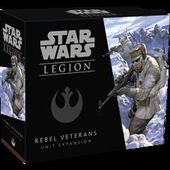 (39) Star Wars: Legion - Rebel Veterans Unit Expansion