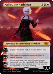 Nahiri, the Harbinger - Foil (MED)
