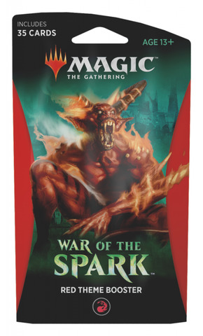 War of the Spark - Red Theme Booster Pack