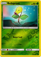 Bellsprout - 13/214 - Common - Reverse Holo