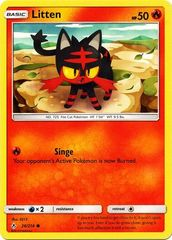Litten - 26/214 - Common