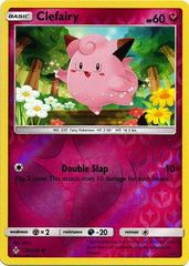 Clefairy - 132/214 - Common - Reverse Holo