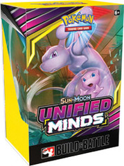 Sun & Moon: Unified Minds Build & Battle Box