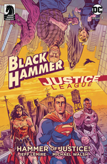 Black Hammer Justice League #1 (Of 5) Cvr A Walsh (STL123748)