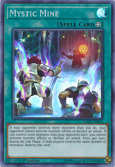 Mystic Mine - DANE-EN064 - Super Rare - 1st Edition