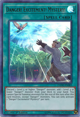 Danger! Excitement! Mystery! - DANE-EN083 - Ultra Rare - 1st Edition