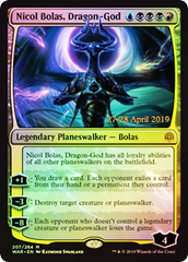 Nicol Bolas, Dragon-God - Foil